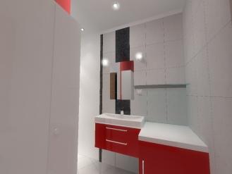 projekt łazienki w zabrzu