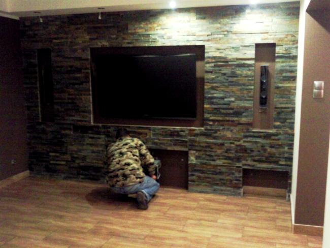 gliwice ścianka tv